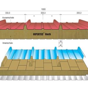 Metecno - Hipertec Roof SB | Stackser.nl