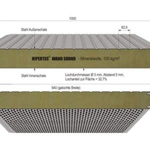 Metecno - Hipertec Sound Wall SB | Stackser.nl