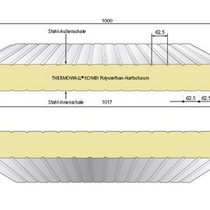 Metecno - Thermo Kombi Wall SB | Stackser.nl